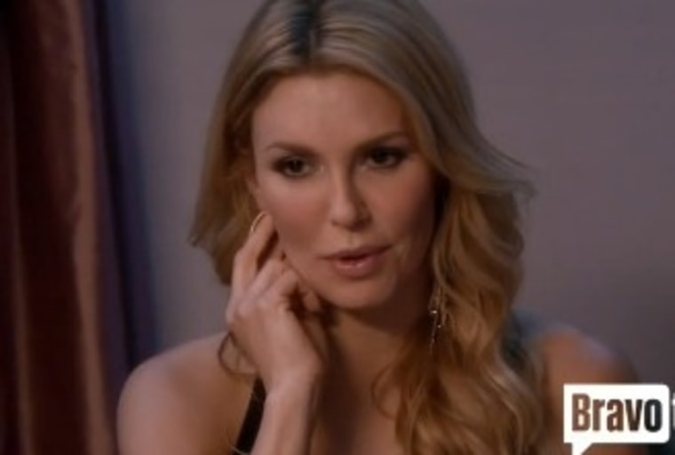 """Brandi Glanville on """"Real Housewives of Beverly Hills."""""""