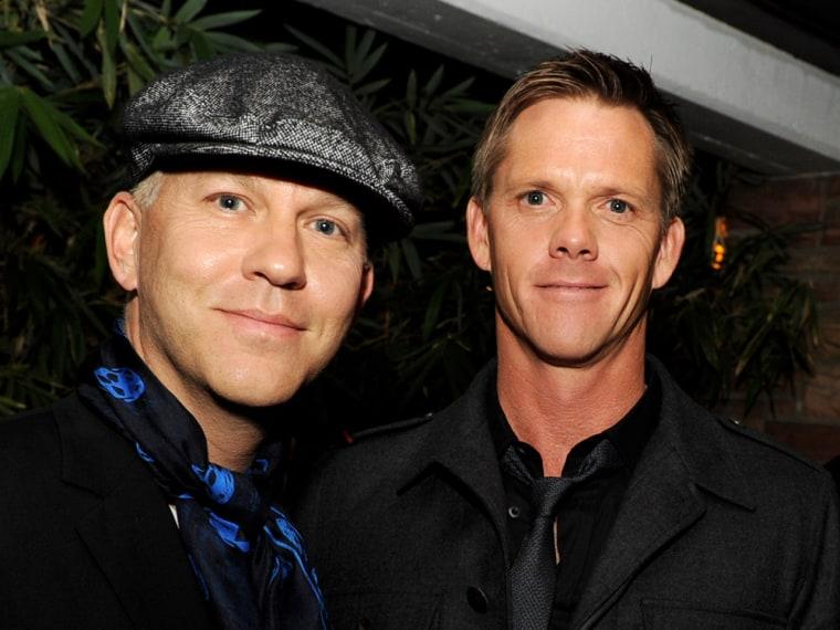 Ryan Murphy and David Miller.