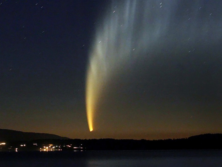 The 'Comet of the Century' ... and other night-sky highlights for 2013