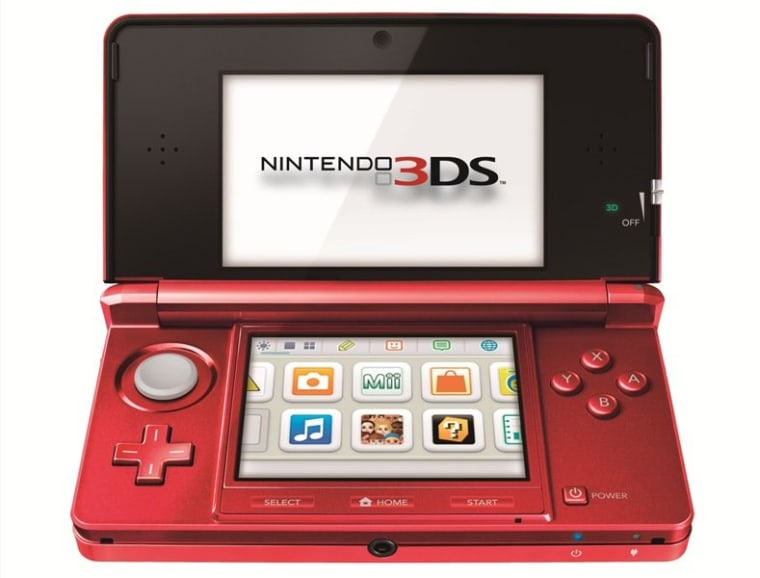 There is a bit of good news for Nintendo among all the gloom -- Nintendo 3DS sales are improving.