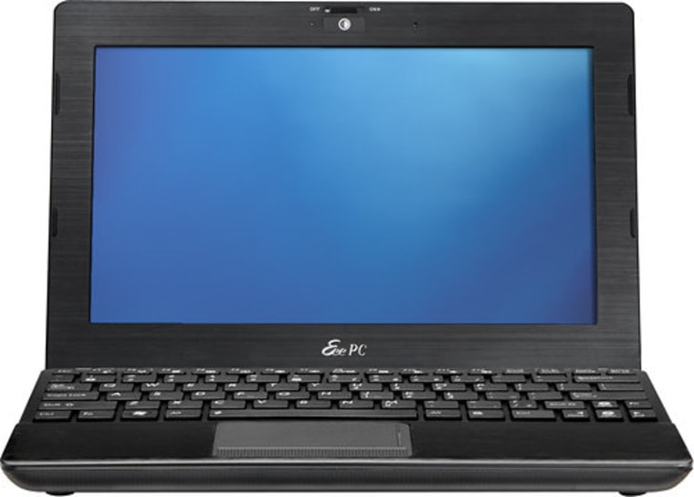 Remember this? They called it a netbook, and it was once hugely popular.