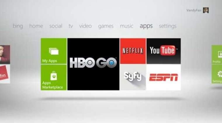 HBO, Bravo, Comcast: Tons of TV coming to Xbox 360