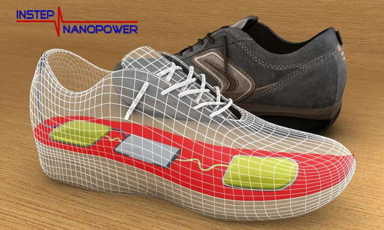 Shoes redefine 'power walking'
