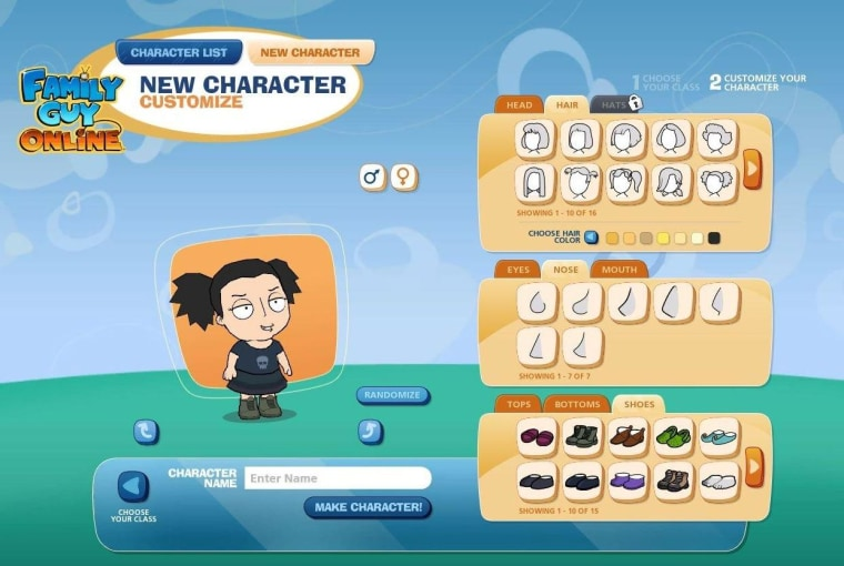 'Family Guy Online' game lets you live the Quahog dream