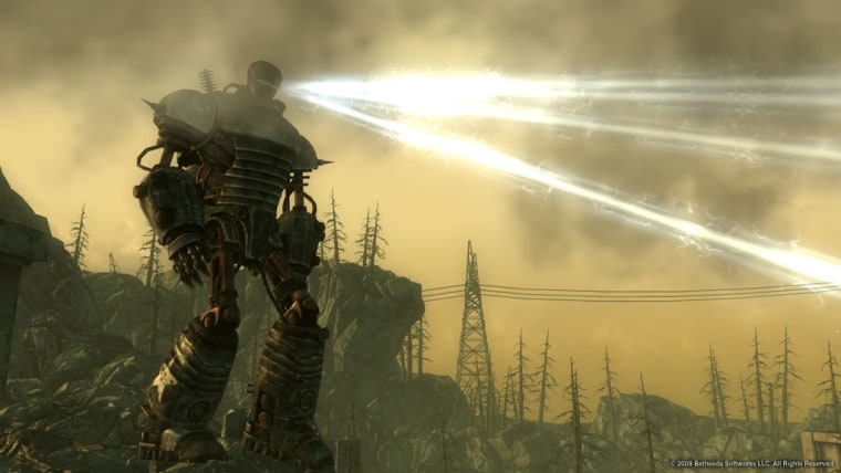 Fallout 3, which takes place in the year 2277, some 200 years after a nuclear apocalypse has happened, is one of 80 games that will be featured in the Smithsonian exhibit.