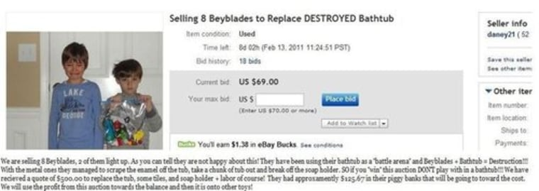 Mom Sells Kids Toys On Ebay As Punishment