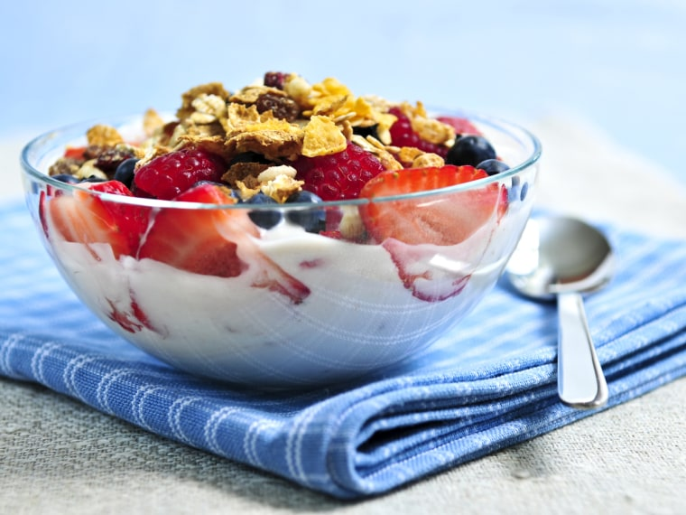 A healthy breakfast is the most important meal of the day, and it's best to eat within one hour of rising.