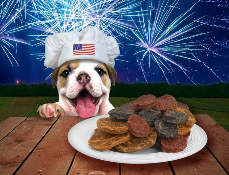 Hurrah for treats made in the USA!