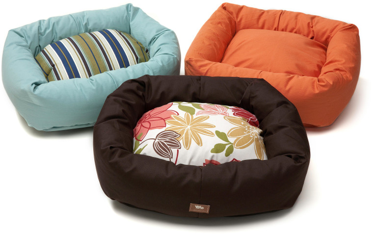 Spoil your pets with these comfy beds.