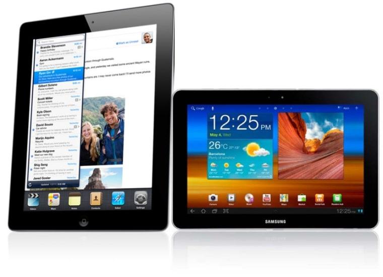 iPad v Galtab