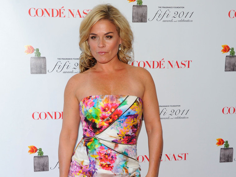 Celebrity chef Cat Cora, seen here at Lincoln Center, was pulled over by police last month.