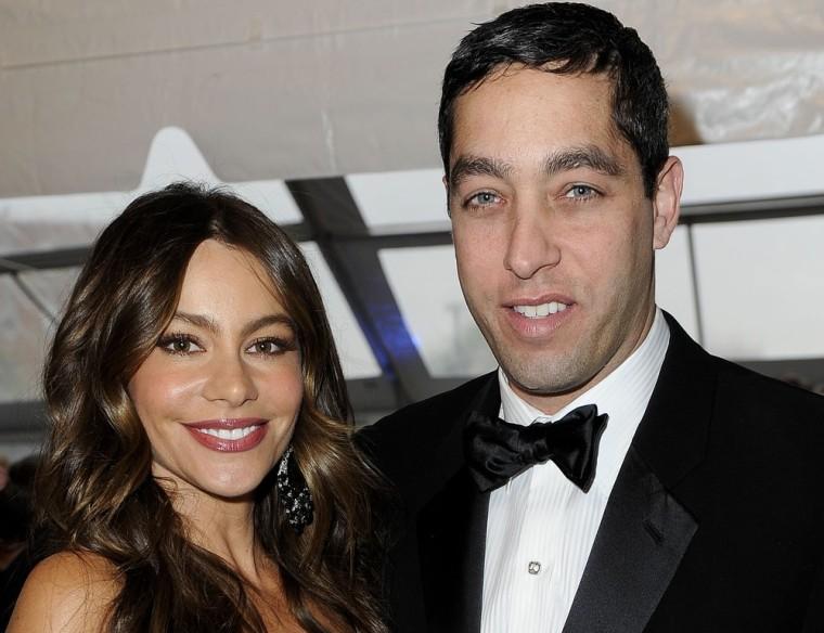 Actress Sofia Vergara and longtime boyfriend, Nick Loeb are engaged.
