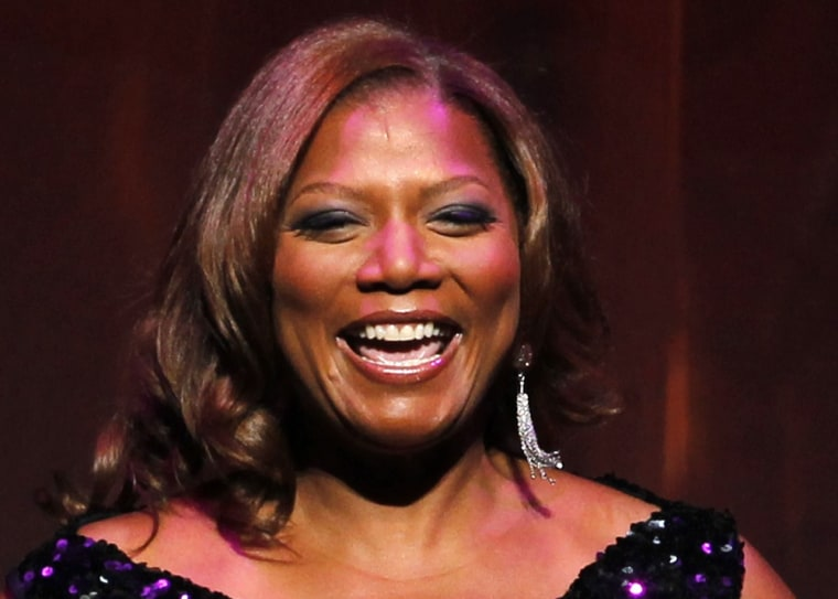 Queen Latifah hopes to become Mommy Latifah.