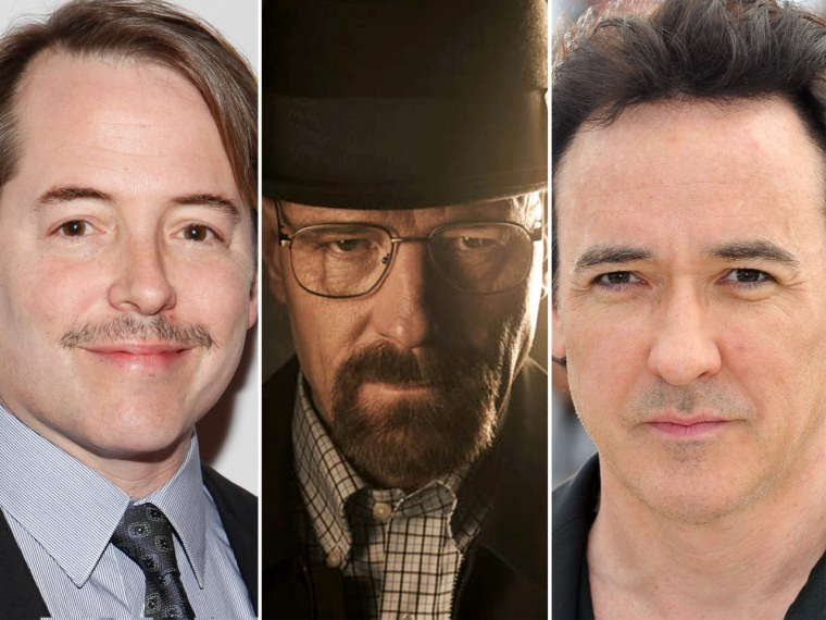 Could Matthew Broderick or John Cusack have played the role Bryan Cranston made his own?
