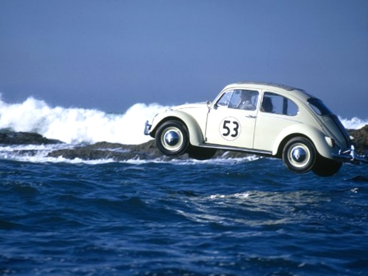 """""""Herbie Rides Again"""" was just one of many movies spotlighting San Francisco."""