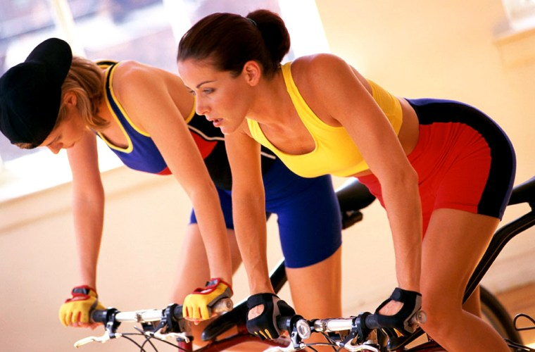 No chatting, ladies. Fitness instructors say it can be tough to get help people get their money's worth.