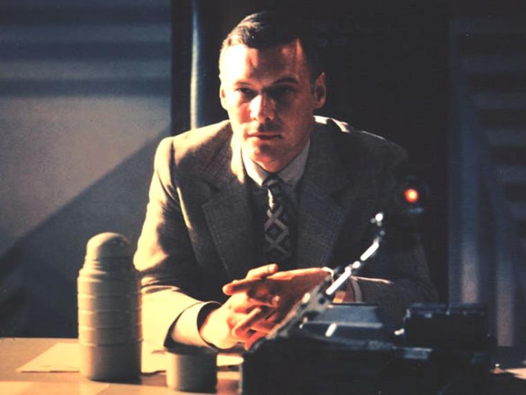 "Morgan Paull in ""Blade Runner."""