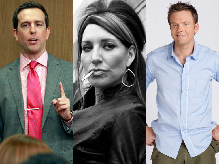 "Ed Helms (""The Office), Katey Sagal (""Sons of Anarchy"") and Joel McHale (""Community"") were among the many stars who didn't -- but should have -- made the cut for the 2012 Emmy nominations."