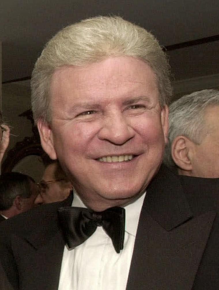Bobby Rydell in 2000