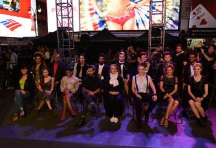 """Sixteen new designers revealed their personal and professional style on the season premiere of """"Project Runway."""""""
