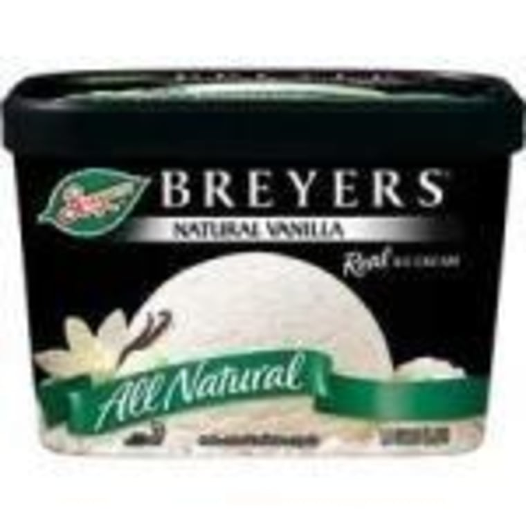 Breyers Natural Vanilla beat out other inexpensive brands in a blind test.