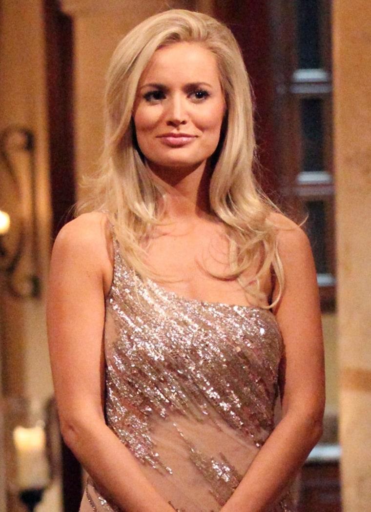 """Emily Maynard on """"The Bachelorette."""""""