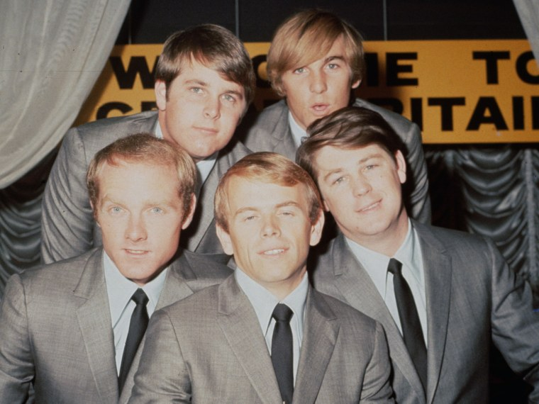 Even parents who didn't take to the stronger sounds of the 1960s found The Beach Boys an acceptable musical influence.
