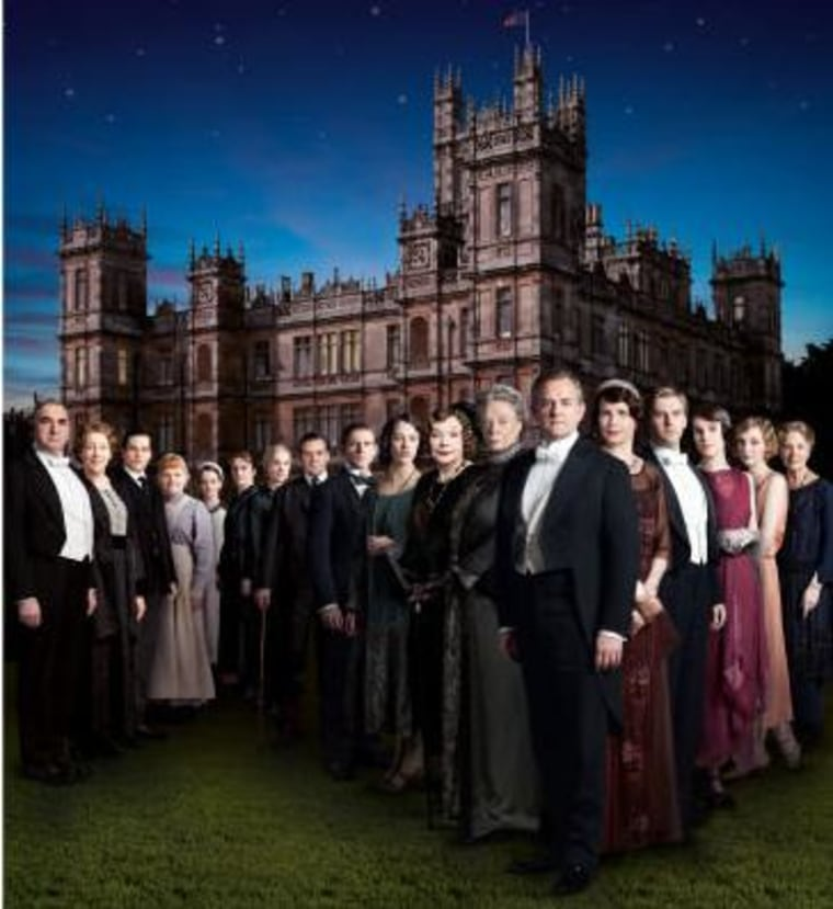 """The stars of """"Downton Abbey"""" deliver hints of what's to come in season three of the Masterpiece hit."""