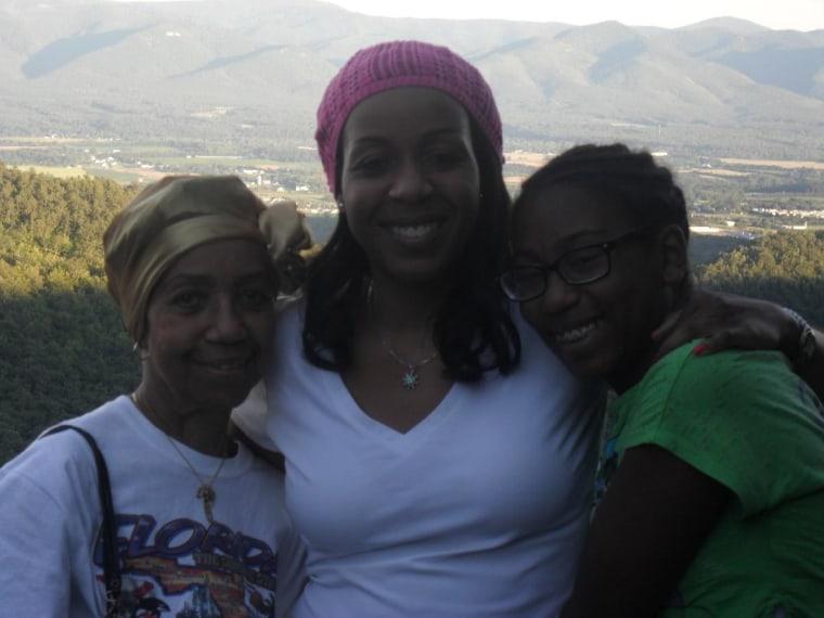 Three generations in Massanutten, VA