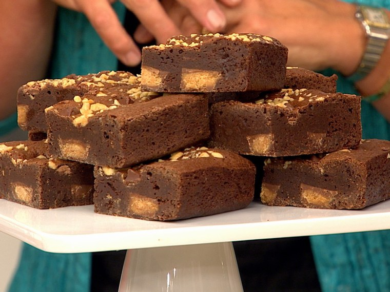 Yum! Try peanut butter brownies for a chocolate fix.