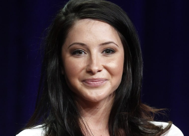 """Bristol Palin will once again be """"Dancing"""" this fall."""
