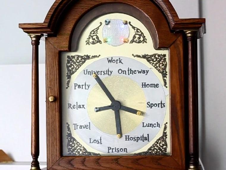 Magic Clock