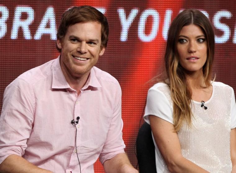Faire Dexter et Debra Hook up
