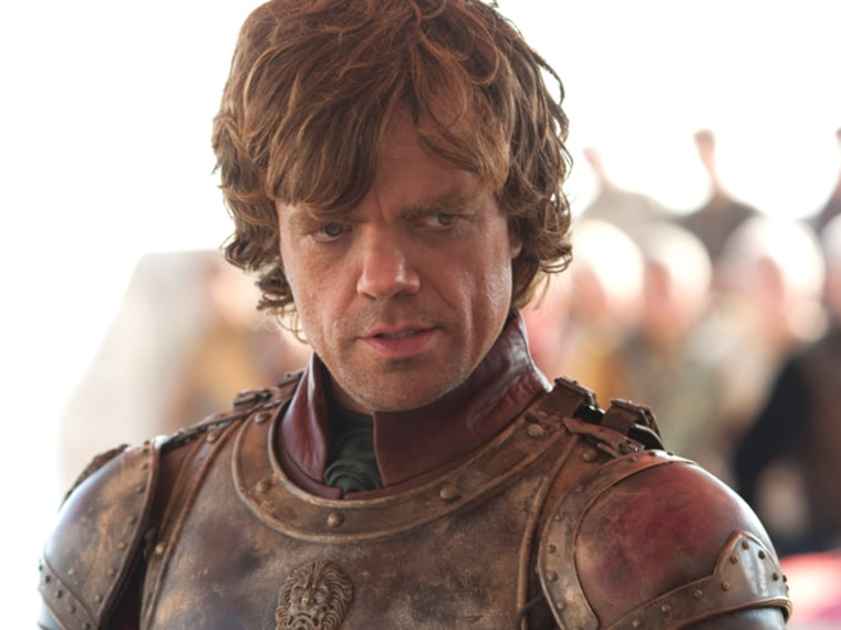 "Will Tyrion Lannister rise again? Fans will soon find out when the ""Game of Thrones"" finale airs Sunday night."
