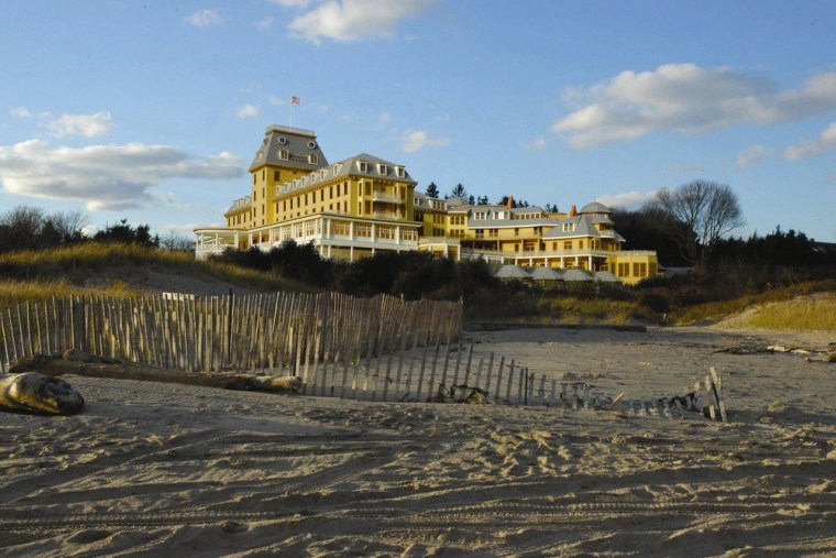 The Ocean House in Watch Hill, R.I., is a classic seaside hotel, with offerings of superb meals.