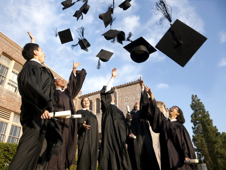 Sure, we want to celebrate your accomplishment, recent graduates... but we don't want to go broke doing it.