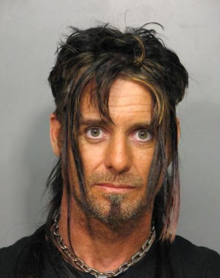"""William Bretherton, a reality TV star known as """"Billy The Exterminator,"""" who was arrested in Bossier City, La., on Tuesday."""