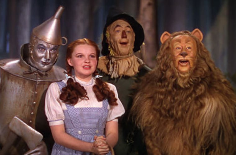 """If you interviewed for a job as a customer service representative at one company you may be asked this question: """"If you were in the movie 'The Wizard of Oz,' which character do you most relate with and why?"""""""