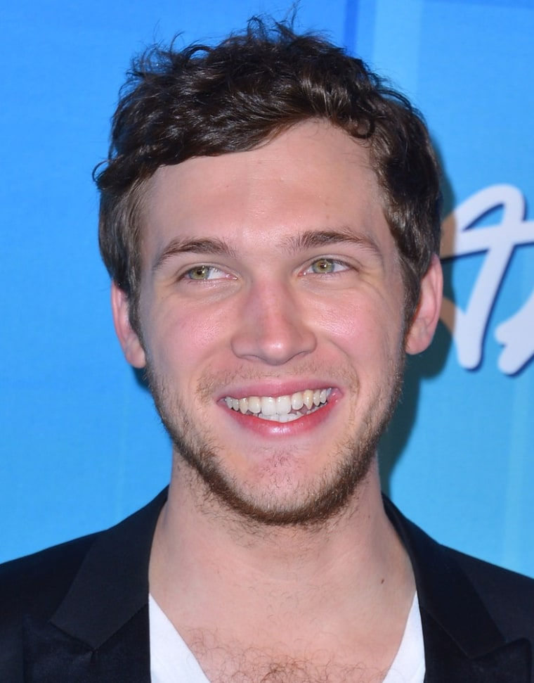 """Phillip Phillips will be ready for the """"Idol"""" tour in July."""