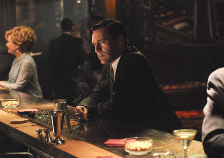 "Jon Hamm as Don Draper in ""Mad Men"""