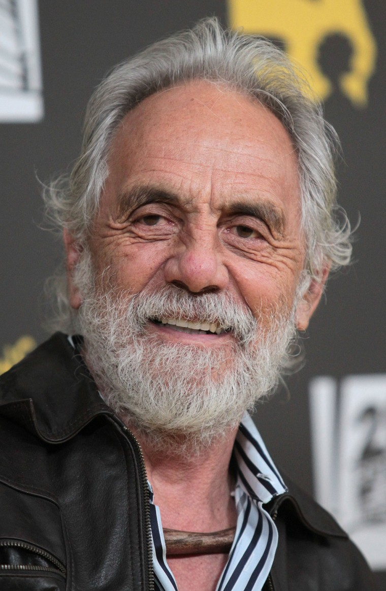 Tommy Chong reveals he has prostate cancer