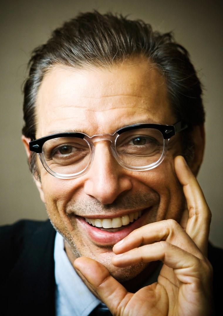 Jeff Goldblum.