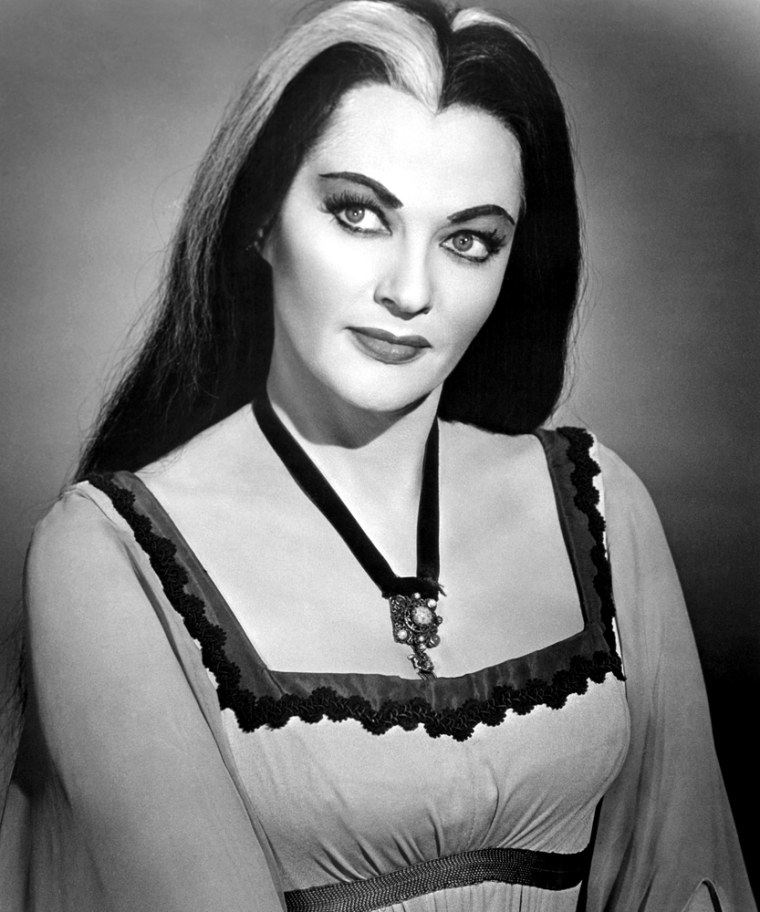 Yvonne De Carlo originated the role of Lily Munster.