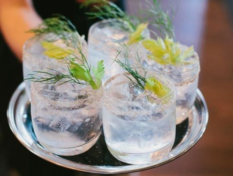 There are now more varieties of gin on the market and cocktail menus are exploding with offerings using the spirit.