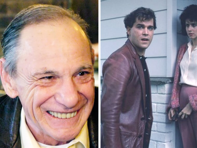 """Henry Hill and Ray Liotta (in """"Goodfellas."""")"""