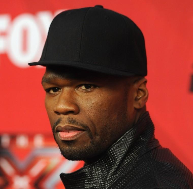 50 Cent has a dog named after Oprah Winfrey.