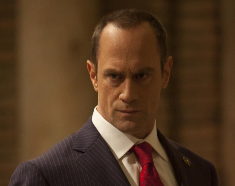 "Christopher Meloni stars as vampire Roman on ""True Blood."""