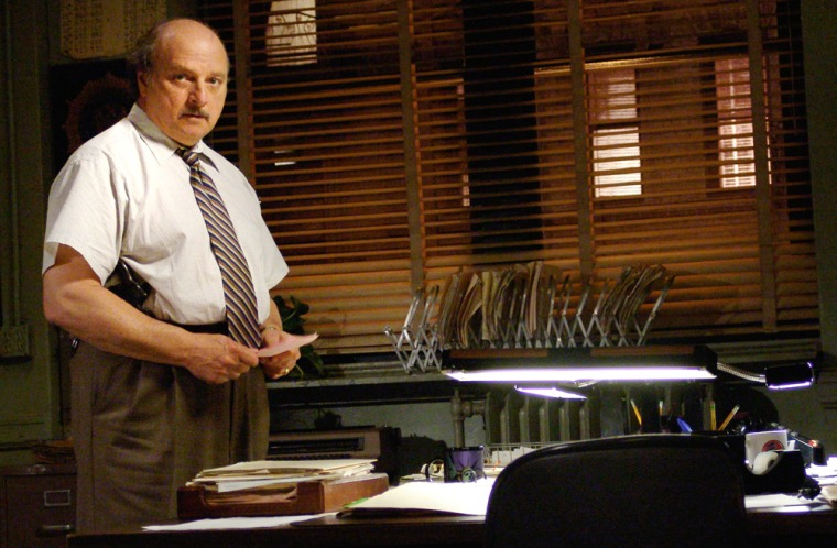 """Dennis Franz in """"NYPD Blue."""""""