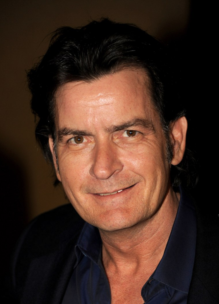 """Charlie Sheen says when his upcoming show, """"Anger Management,"""" comes to an end, so will his acting career."""