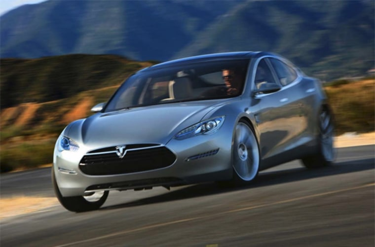 Tesla has targeted sales of 5,000 Model S sedans during this launch year, with volumes expected to double in 2013. It claims that 10,000 customers have already plunked down refundable deposits.